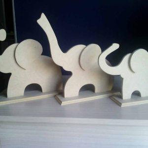 figuras en mdf o madera