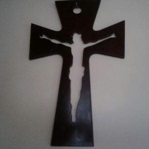 Cruz en madera o mdf