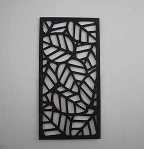 Cuadro decorativo, basado en diseños de naturaleza.